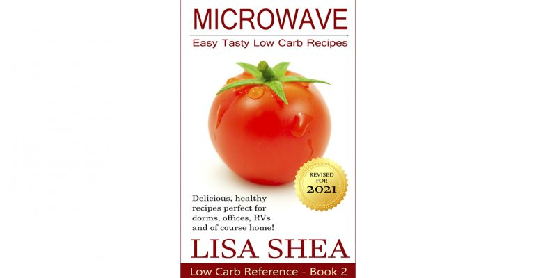 Microwave Easy Tasty Low Carb Recipes