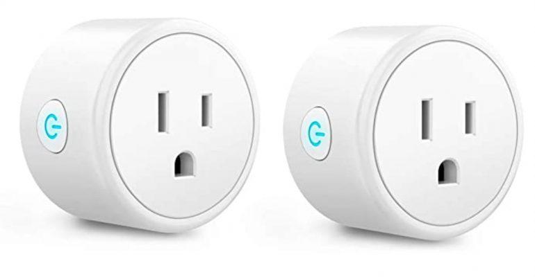 Aoycocr Smart Plugs