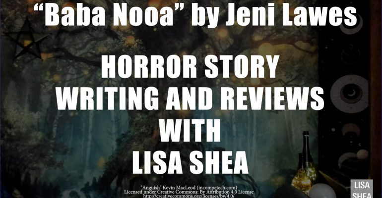 Baba Nooa by Jeni Lawes