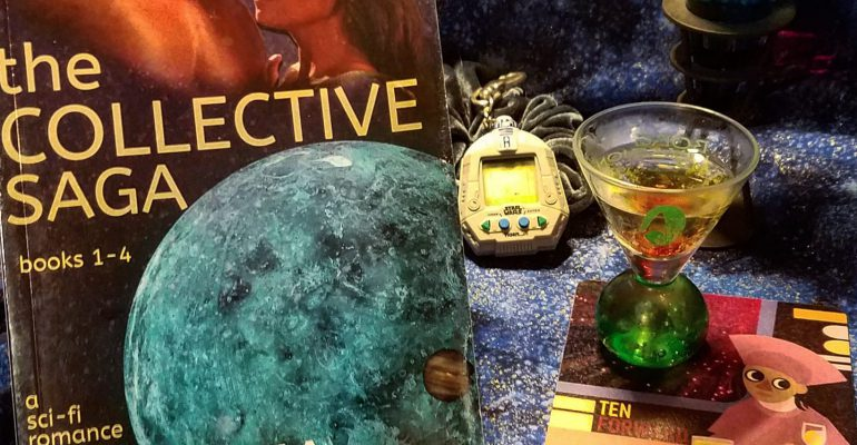 Lisa Shea Collective Saga SciFi
