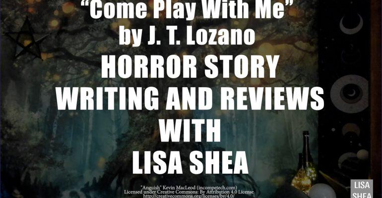 Come Play With Me - JT Lozano