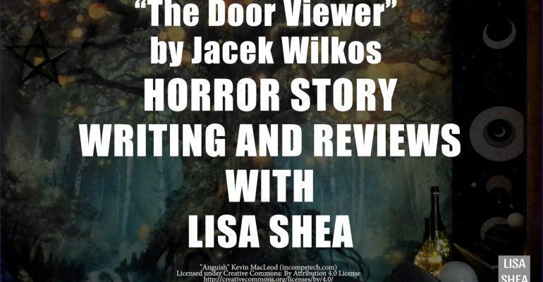 The Door Viewer by Jacek Wilkos