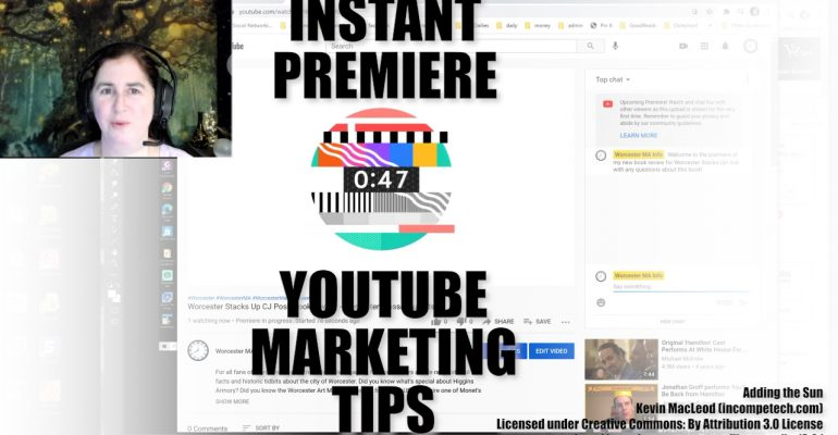 Instant Premiere - YouTube Marketing Tips