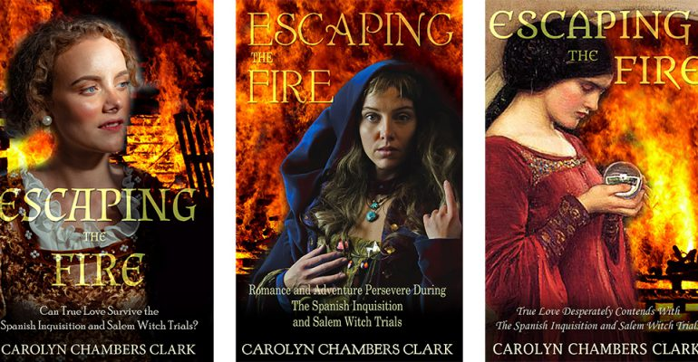 Escaping the Fire - Historical Romance