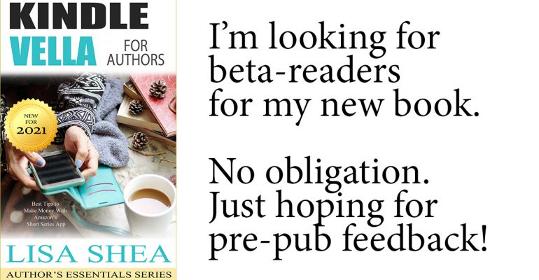 Kindle Vella for Authors
