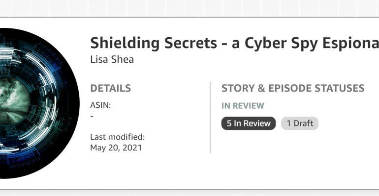 Shielding Secrets - a Cyber Spy Espionage Thriller