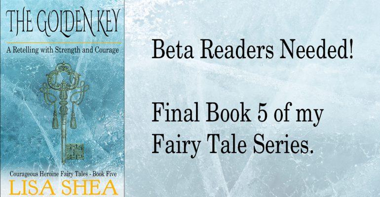 The Golden Key - Fairy Tale by Lisa Shea