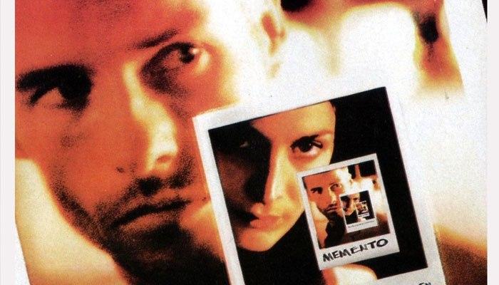 Memento - Christopher Nolan