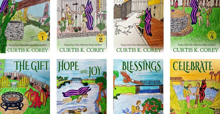 Curtis Corey Woodstock Fairy Series