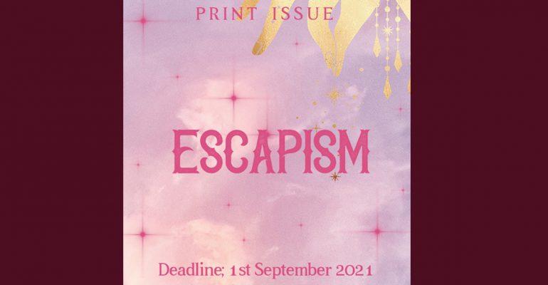 Escapism Moonflake Press Flash Fiction Contest
