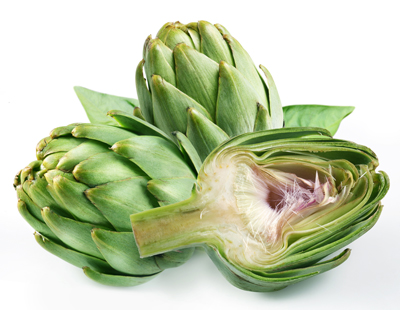 artichoke high fiber