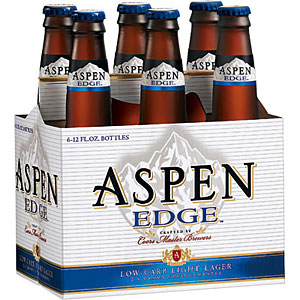 Aspen Edge Low Carb Beer
