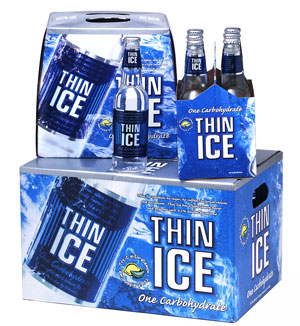 Thin Ice Low Carb Beer