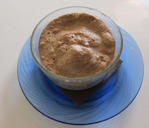 Microwave Chocolate Peanut Butter Brownie Recipe