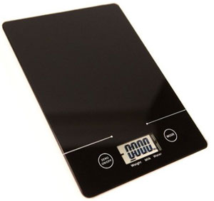 Cuissential SlickScale Food Scale