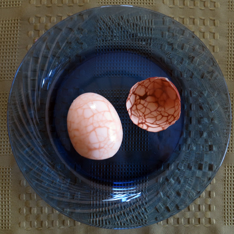 Dothraki Egg / Chinese Tea Egg Recipe