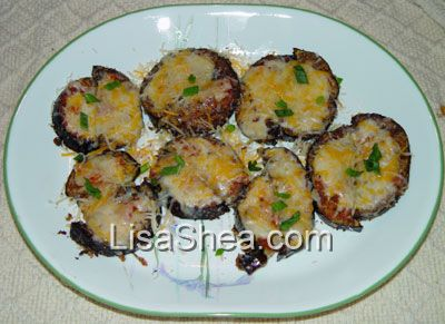Eggplant Mexican Style Recipe