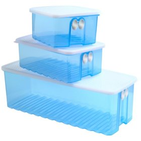 Fridge Smart Tupperware