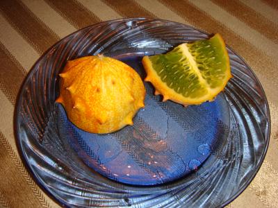 Horned Fruit