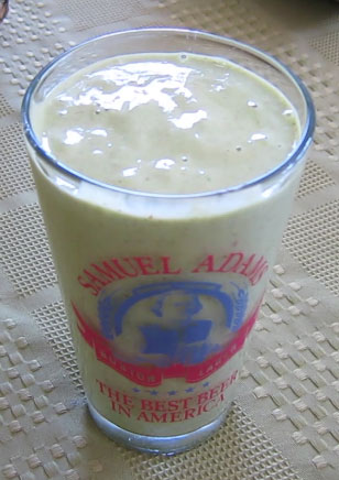 Mango Pineapple Shake Juice Recipe