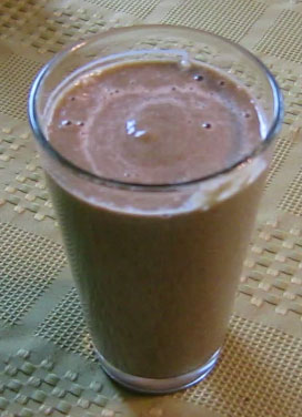 Very Veggie Shake Juice Recipe