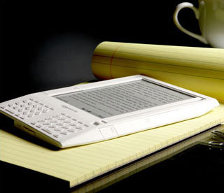 Amazon Kindle Book Reader