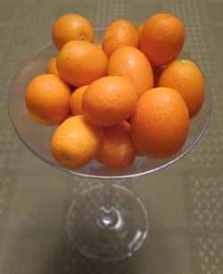 How to Eat a Kumquat