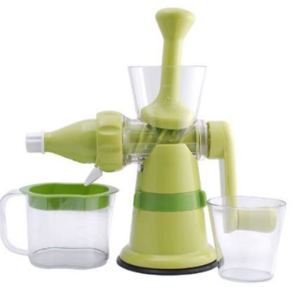Chef's Star Manual Hand Crank Juicer