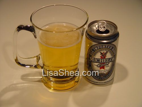 Michelob Light low carb beer