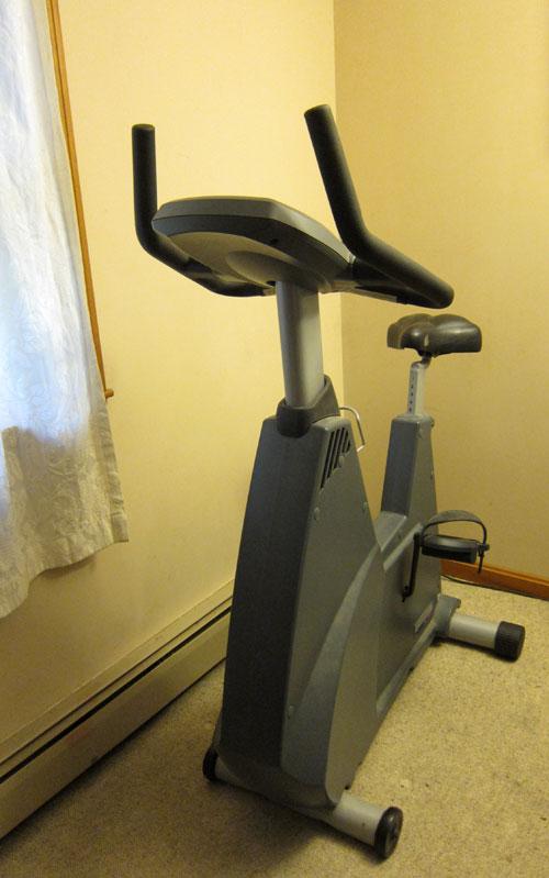 Nautilus NB3000 Upright Exercise Bike