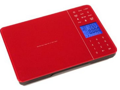 Cuissential Digital Nutritional Kitchen Scale Review
