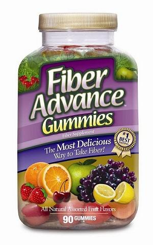 Fiber Advance Gummies Review