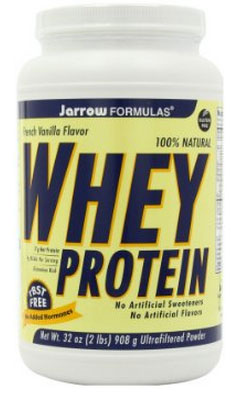 Jarrow Formulas French Vanilla Whey Protein