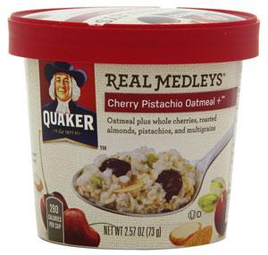 Quaker Real Medleys Oatmeal