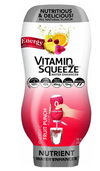 Vitamin Squeeze Water Enhancer