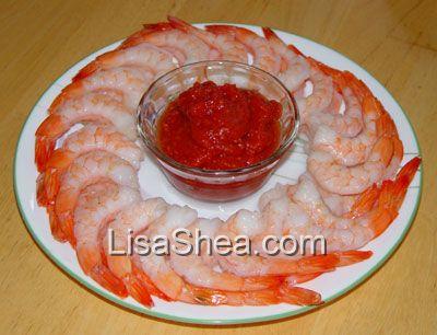 Easy Shrimp Appetizer Recipe - Low Carb