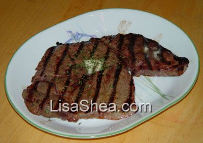 Steak Grilling Recipe and Tips