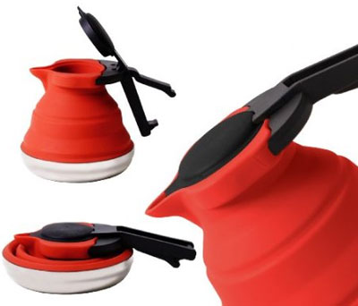 Cuissential Collapsible Tea Kettle