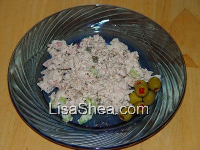 Tuna fish recipe
