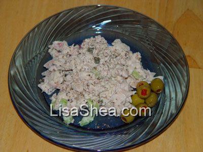 Tuna fish recipe