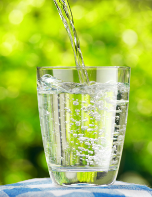 Drinking Water Key to Weight Loss