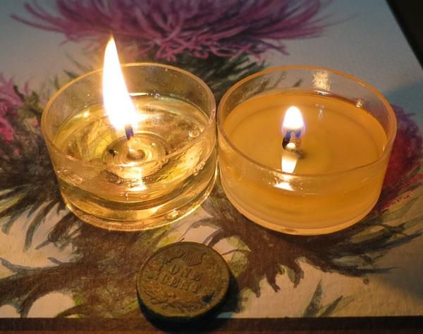 EVoke Tea Candles
