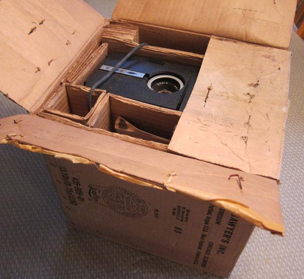 Websites Like Craigslist >> Vintage Sawyer Rotomatic 700 Slide Projector