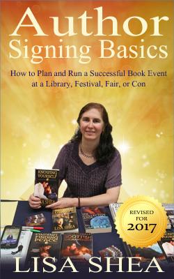 Author Signing Basics