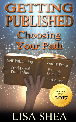 Getting Published - Choosing Your Path