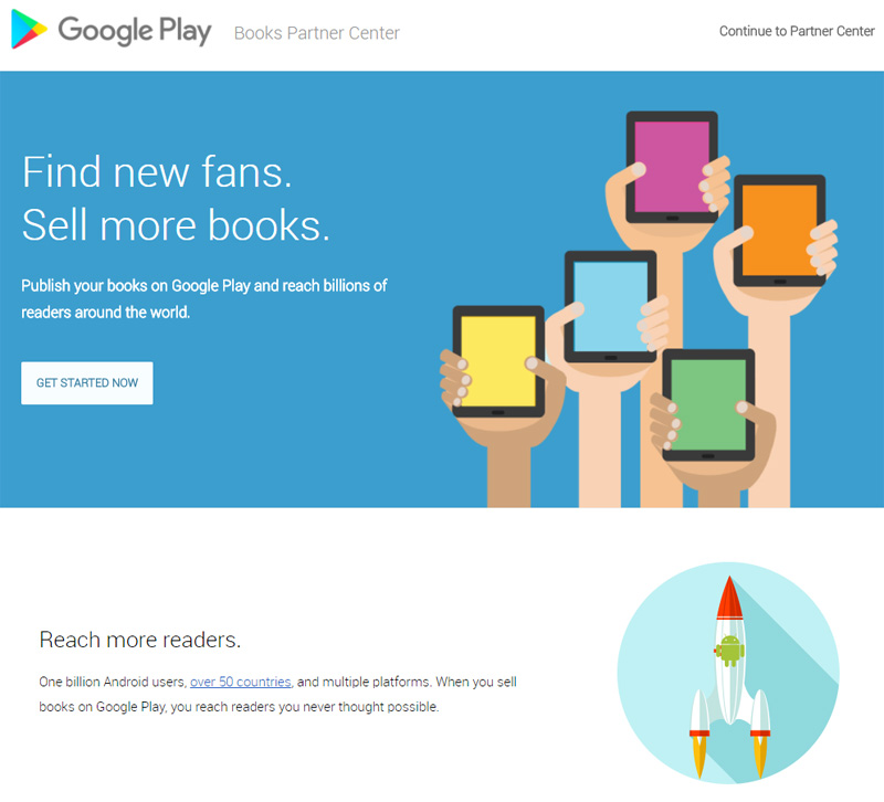 publish on demand