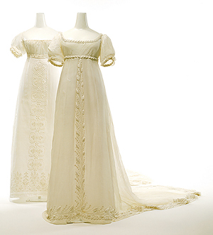 Making a regency dress regency period and jane austen for Period style wedding dresses