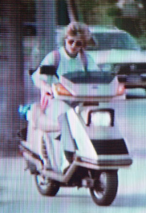 Motorcycles in Terminator - Scooter