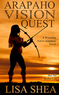 Arapaho Vision Quest Box Set
